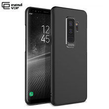 Grandever Case For Samsung galaxy s8 s9 plus note 8 a5 2017 case black bumper camera protection for men women ultra thin cover
