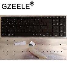 GZEELE New for Gateway NV55 NV57H NV75S NV77H SP Spanish black Keyboard Teclado Latin LA