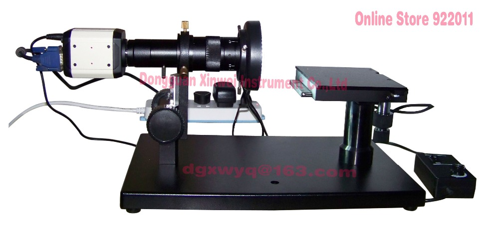 Horizontal HD video microscope with Two Million Pixels,  Fast delivery!