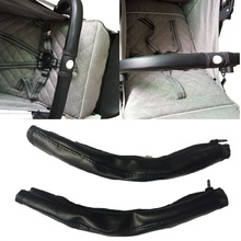 Baby Stroller Yoya-Plus Protective-Case-Armrest-Covers Keep-Bumper Clean 2-Colors