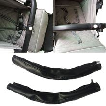 Аксессуары для детской коляски yoya plus защитный чехол подлокотника