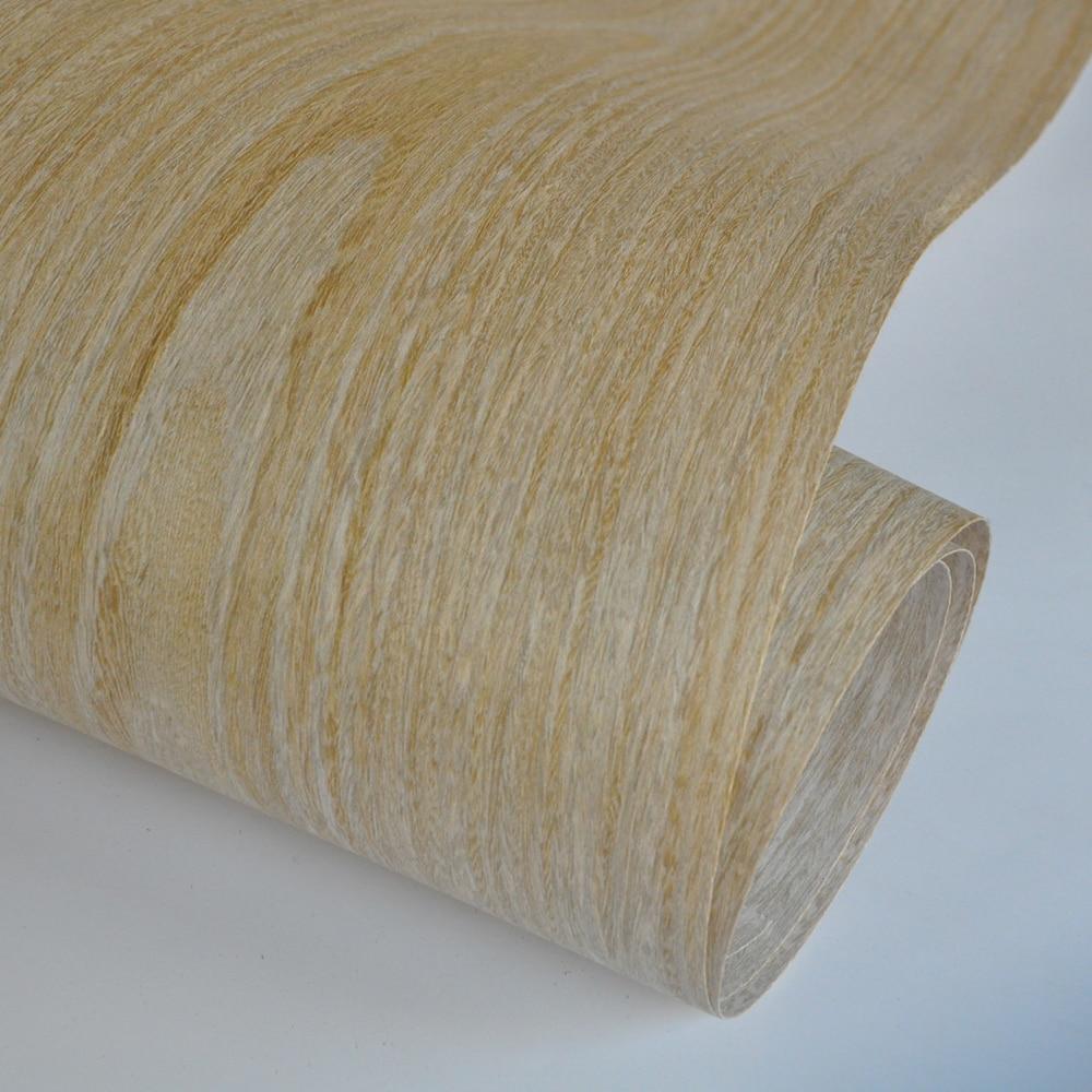 Sucupira Engineered Wood Veneer with Fleece Backer