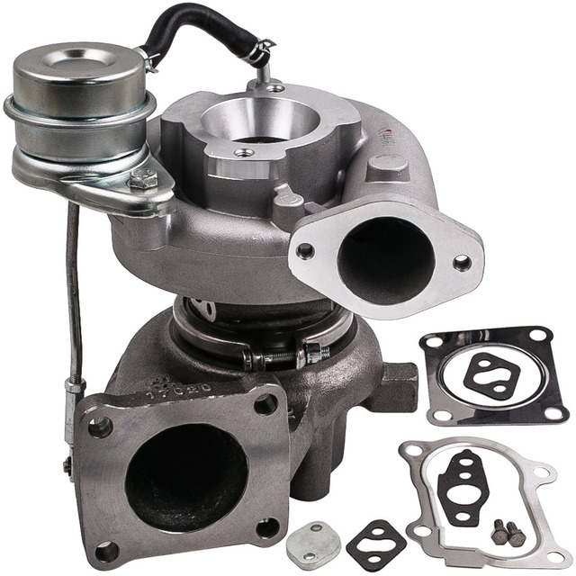 US $170 99 10% OFF|Turbo 17201 17040 For Toyota Land Cruiser Car with 1HD  FTE 4 2L Engine 98 CT26 for 1HDFTE 4 2L 17201 17040 Turbolader-in Turbo