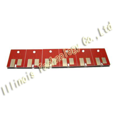 Chip permanent for Mimaki JV5 SB52 Cartridge 6 colors CMYKLCLM printer parts 6 colors cmyklclm one time chip for mimaki jv33 sb51 cartridge
