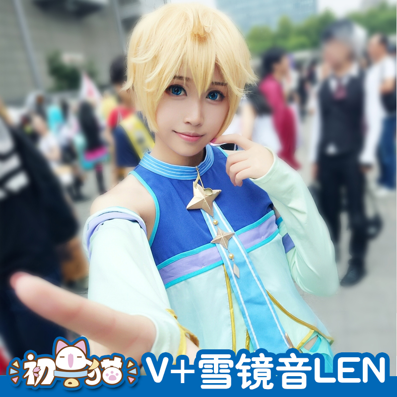 [stock]2017-hot-anime-font-b-vocaloid-b-font-rin-len-kagamine-snow-cosplay-costume-full-set-s-xxl-for-christmas-free-shipping-good-quality-new
