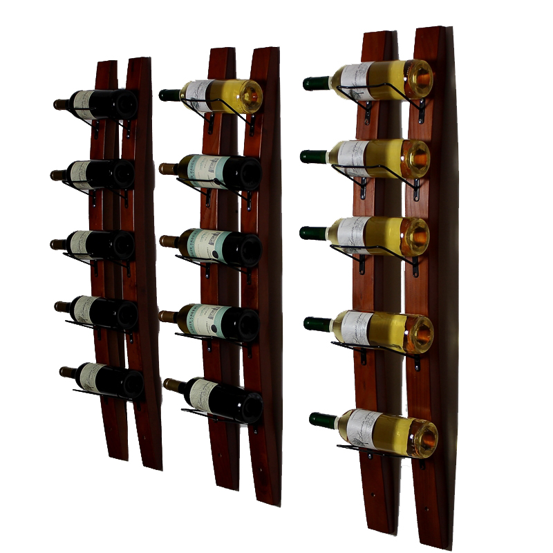 holz weinregal regal halter frasqueira stemware rack. Black Bedroom Furniture Sets. Home Design Ideas