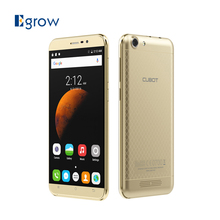 "Refurbished Cubot Dinosaur MT6735A Quad-core Cell Phones Android 6.0 5.5"" Mobile Phone 3G RAM 16G ROM 13.0MP 4150mAh Smartphone(China)"