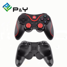 Wi-fi Gaming Management Joystick+Holder Bluetooth Sport Controller for iOS for Android Telephones Pill PC Gamepad Terios S3 Holder