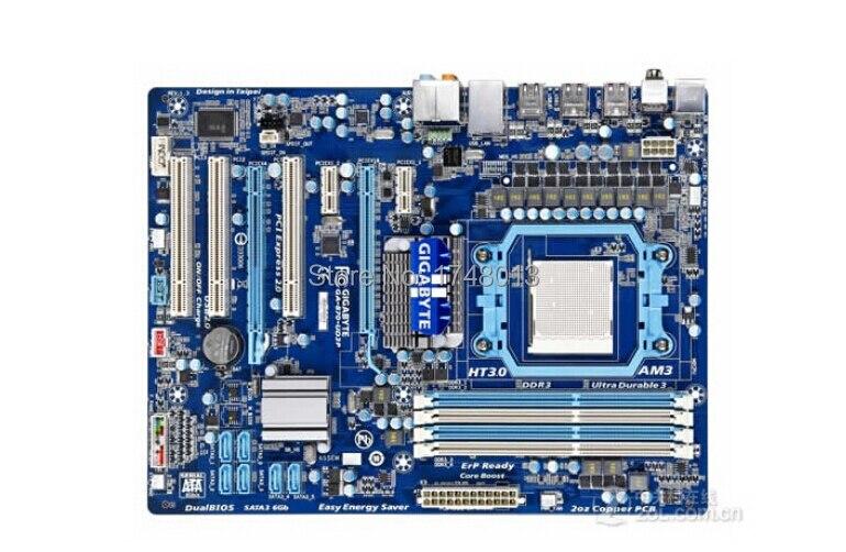 Free shipping original motherboard for Gigabyte GA-870-UD3P DDR3 Socket AM3+ 870-UD3P 16GB 870 Desktop motherborad original desktop motherboard for gigabyte ga p67a ud3p b3 ddr3 lga1155 p67a ud3p b3 32gb p67 desktop motherboard free shipping