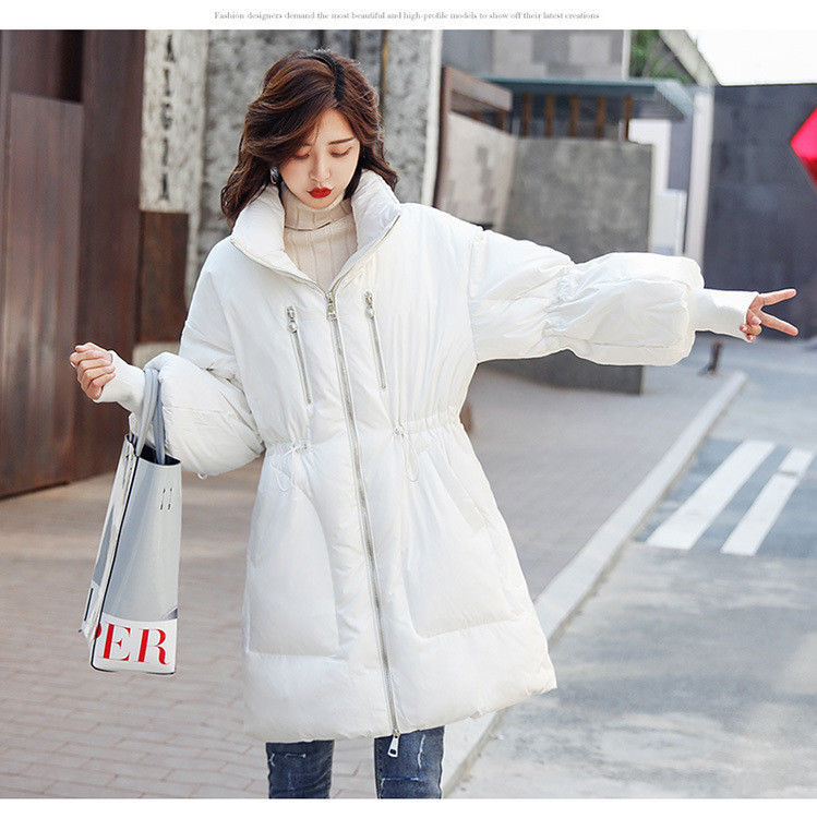 Lantern Down Winter Warm Women's Thicken Down Jacket Parker Jacket Plus size maternity coats winter plus size floral linen blend jacket