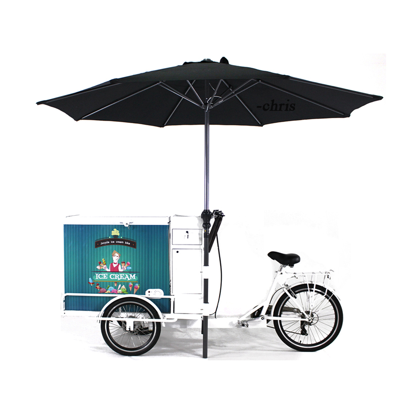 New Design Summer Beverage Ice Cream Bicycle For Sale