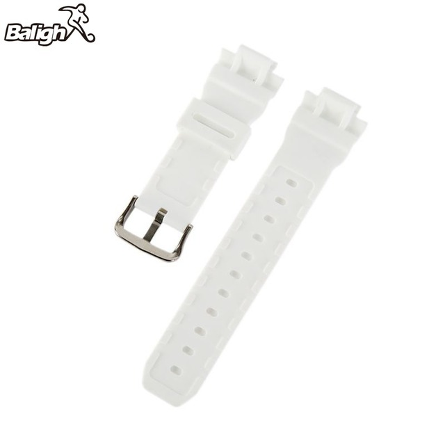 2018 Silicone Rubber Bands For EF Replace Electronic Wristwatch Band Sports Watc