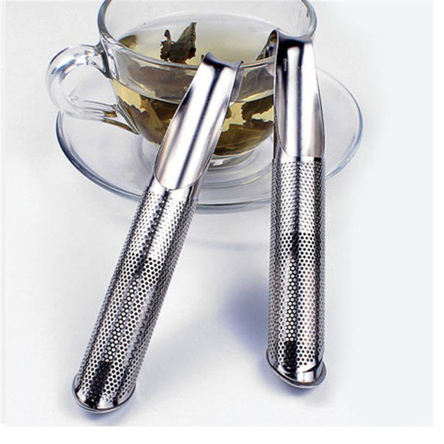 Stainless Steel Tea Infuser Pipe Design
