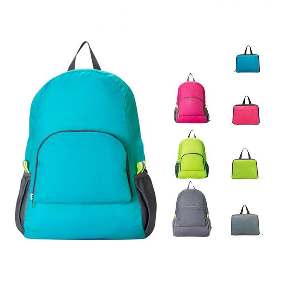 Fashion Solid Waterproof Nylon travel rugzak Collapsible Portable Travel Backpack mochila mujer women backpack sac a dos femme 100mm x 16mm abrasive sponge wheel polishing gringding tool