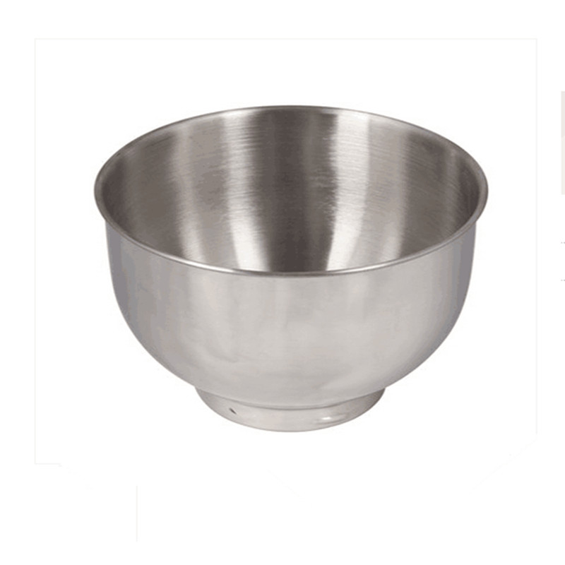 TopChef Dough Mixer Matching 7L 304 Stainless Steel Mixing Bowl Special Dishes And Cream Bowl For TopChef Special Accessories скороварка seng heng 26cm 7l 304