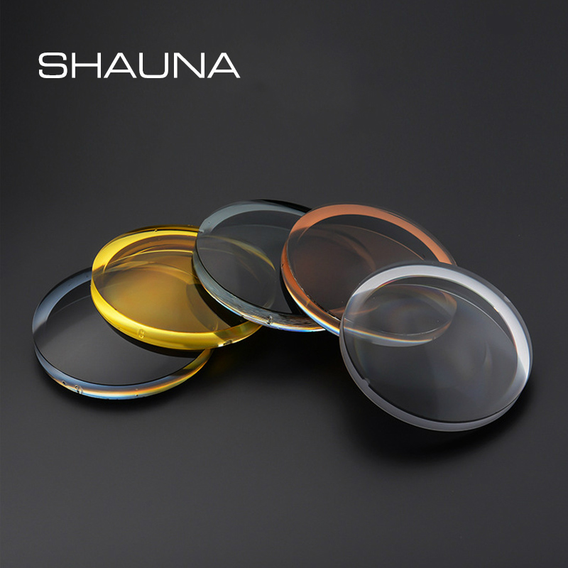 a3edbd49b6 SHAUNA 1,50 de 1,61, 1,67 polarizadas miopía gafas de sol lentes de ...