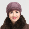 New Fashion Winter Hat For Women Beanie Women Hat Women Plus Velvet Hat Cap Skullies Beanies Warm Cap Hot Sales