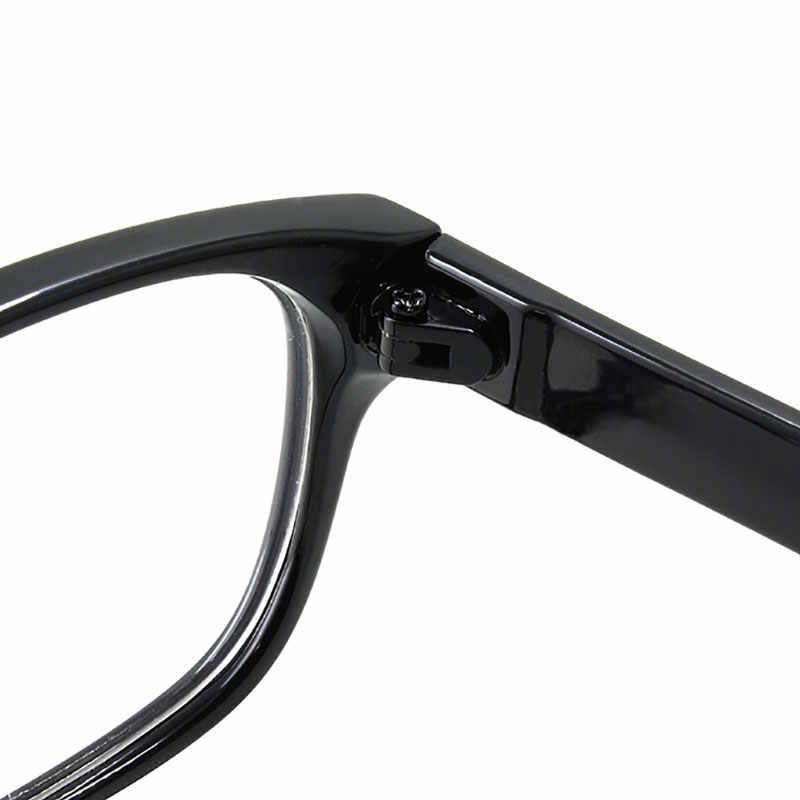 Gmei Optik Vintage Kacamata Hitam Plastik Penuh Rim Resep Kacamata Bingkai Kacamata Kacamata untuk Pria dan Wanita Kacamata T80701