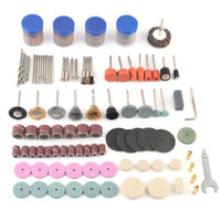 High Quanlity 161 Pcs Bit Set Suit Mini Drill Rotary Tool Fit Dremel Grinding Accessories For