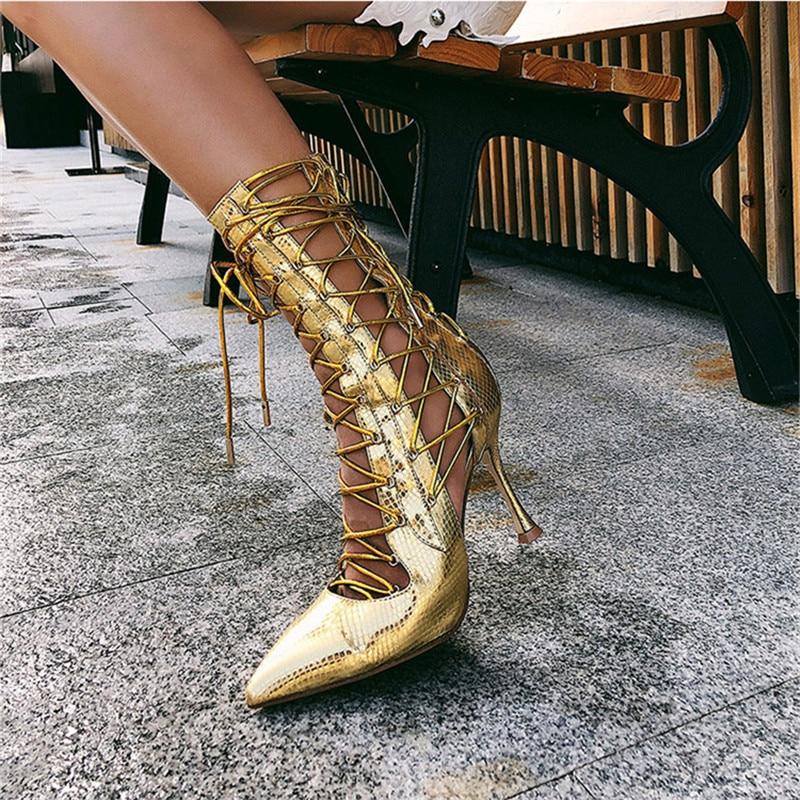 Donna Nascosto Con Zeppa Tacco Alto Alti Caviglia Scarpe da ginnastica White Gold AMAZING!@ @ @!