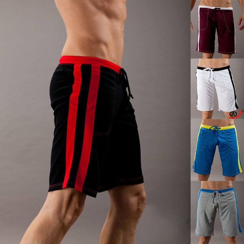 Men Beach Shorts Brand Quick Drying Men Shorts Short Pants Sunga Bermuda Masculina free shipping