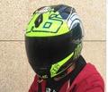 2016 Новый МАРУШИН VR46 гоночный шлем мотоциклетный полной стороны шлема мужчины motociclistas capacete DOT M/L/XL/XXL