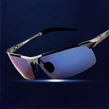 Fashion Aluminum Polarized Sunglasses Men Designer Polarized Glasses Outdoor Fishing Driving Sun Glasses For Men Lunettes Oculos