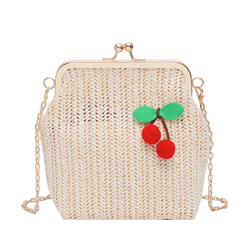 Women Bag Fashion Chain Weave Fruit Messenger Crossbody Handle sac main femme torebka damska shopper ladies hand bagsWomen Bag Fashion Chain Weave Fruit Messenger Crossbody Handle sac main femme torebka damska shopper ladies hand bags
