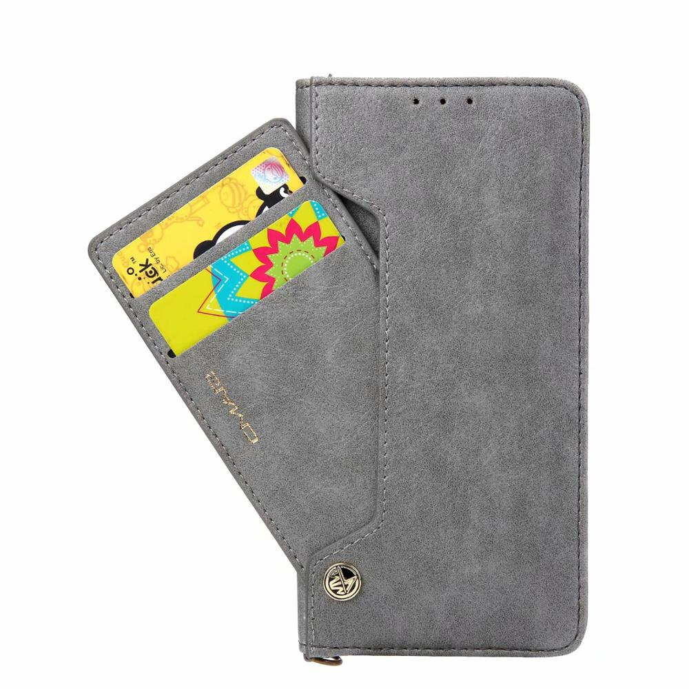 P20 Lite Leather Flip Case For Huawei P30 Pro Coque Huawei Mate 20 Pro Magnet Flip Cover For Huawei P20 Pro Wallet Case Hoesjes in Flip Cases from Cellphones Telecommunications