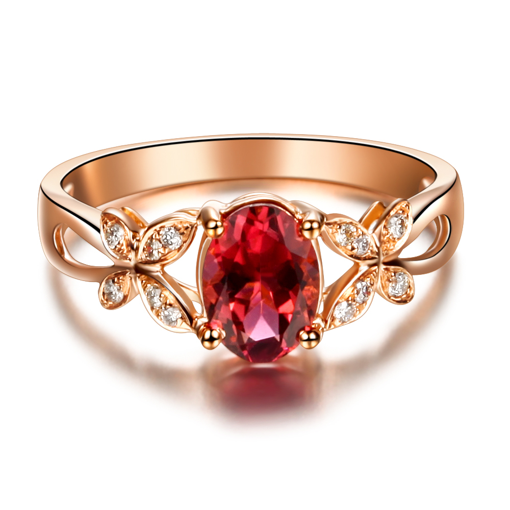 new iced hop rings hip gold thickthinkers engagement products product red color stone ring men fashion women cz image