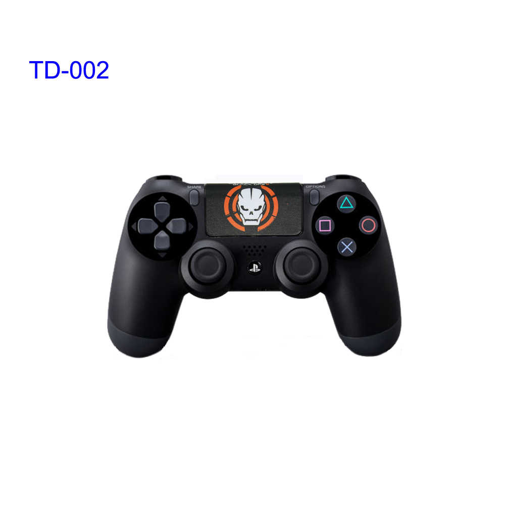 Custom Touch Pad Stiker Vinyl Decal Cover UNTUK SONY DualShock 4 PS4 DS4 Pro Slim Controller Touchpad Kulit Pelindung