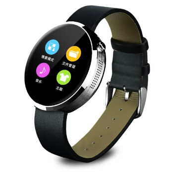 New 2016 Smart wach DM360 font b Smartwatch b font for IphoneSamsung HTC AndroidPhone pulsometer Pedometer