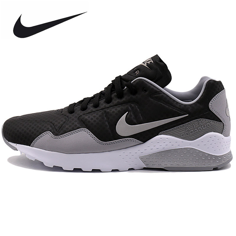 Original New Arrival Authentic Nike ZOOM PEGASUS 92 PRM Mens Breathable Running Shoes Sports Sneakers Trainers