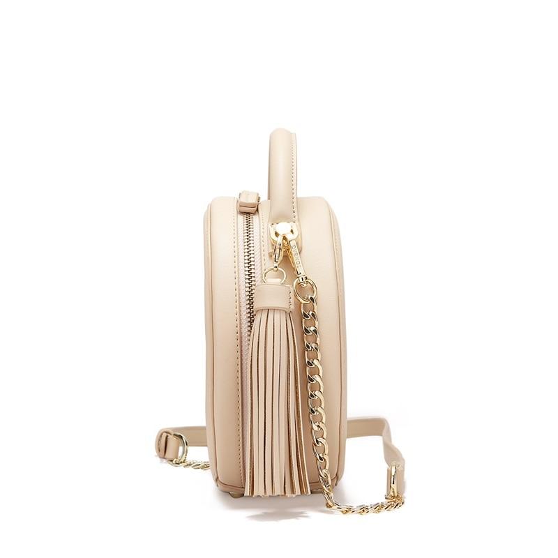 JONBAG frauen kleine tasche weibliche geschlungen nette 2019 neue stil modelle sommer sommer kette kleine runde tasche handtasche - 3