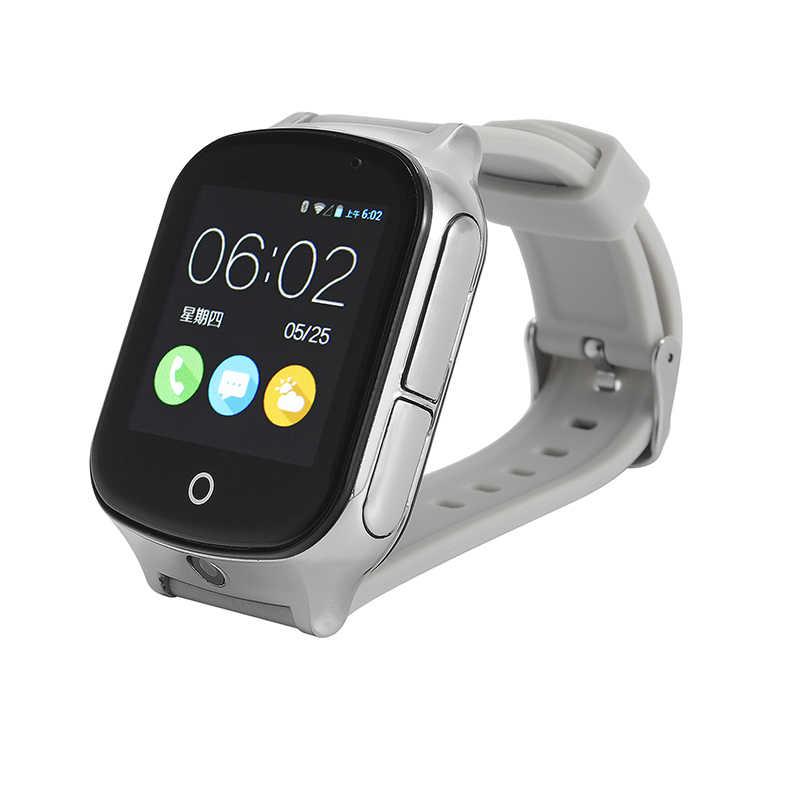 696 Смарт часы детские наручные часы A19 3g wifi gps локатор трекер Smartwatch Детские часы с камерой для IOS Android телефон