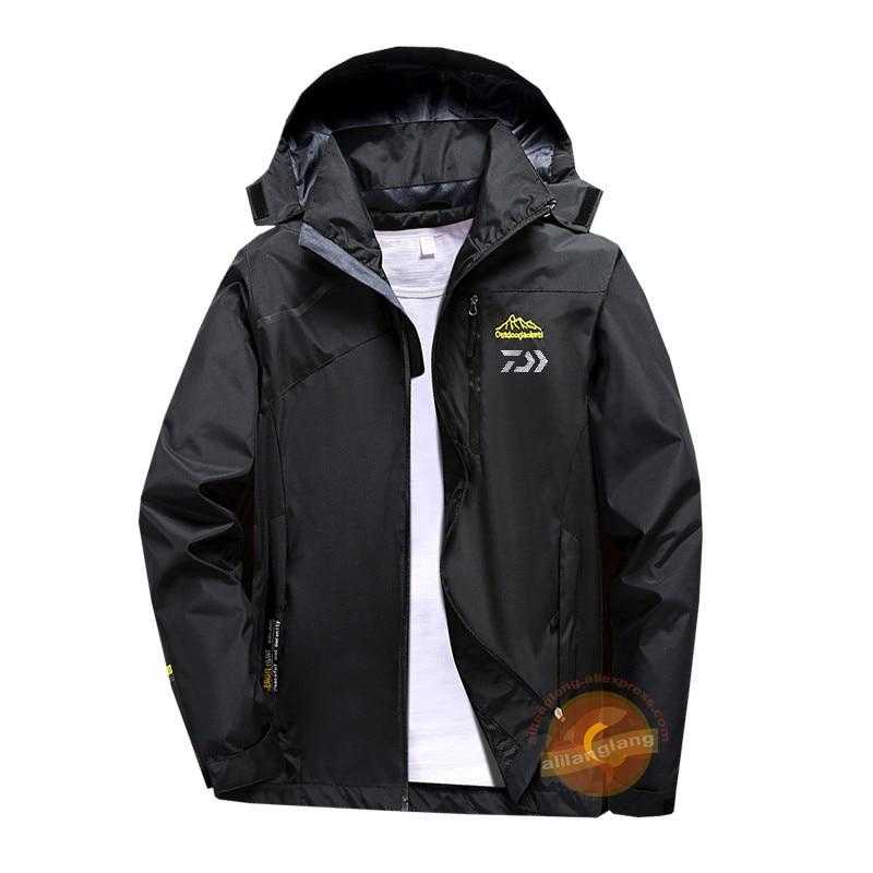 secagem rápida jaquetas roupas esportivas M-5XL