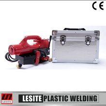 Hot sale 800w Lesite HDPE membrane hot wedge welding equipment