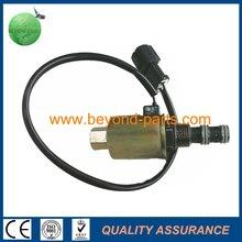 PC120-5 pc200-5 PC300-5 PC400-5 pc450-5 экскаватор роторный электромагнитный клапан 20y-60-11712