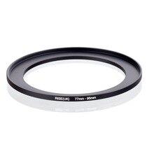 מקורי עלייה (בריטניה) 77mm 95mm 77 95mm 77 כדי 95 צעד עד טבעת מסנן מתאם שחור