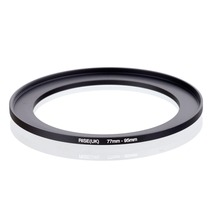 Originele Rise (Uk) 77 Mm 95 Mm 77 95 Mm 77 Om 95 Step Up Ring Filter Adapter Black