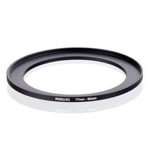 Oryginalny RISE (UK) 77mm 95mm 77 95mm 77 do 95 pierścień redukcyjny adapter do filtra czarny