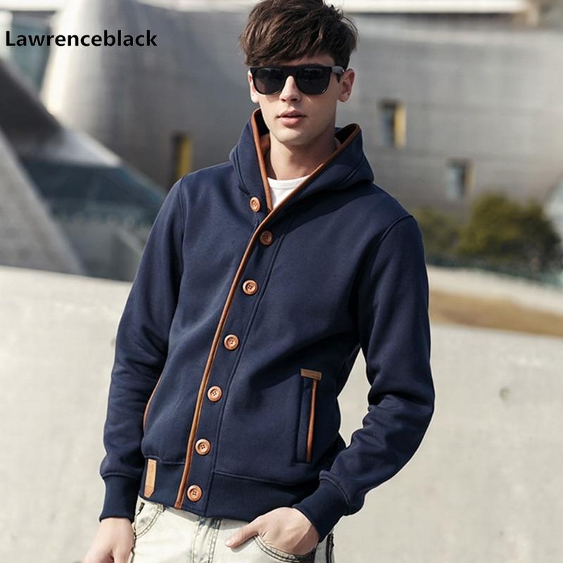 Vyriški Hoodies laisvalaikio medvilniniai marškinėliai rudenį - Vyriški drabužiai - Nuotrauka 1