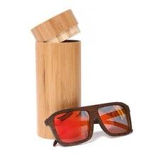 Polarized Wooden Sunglasses For Men