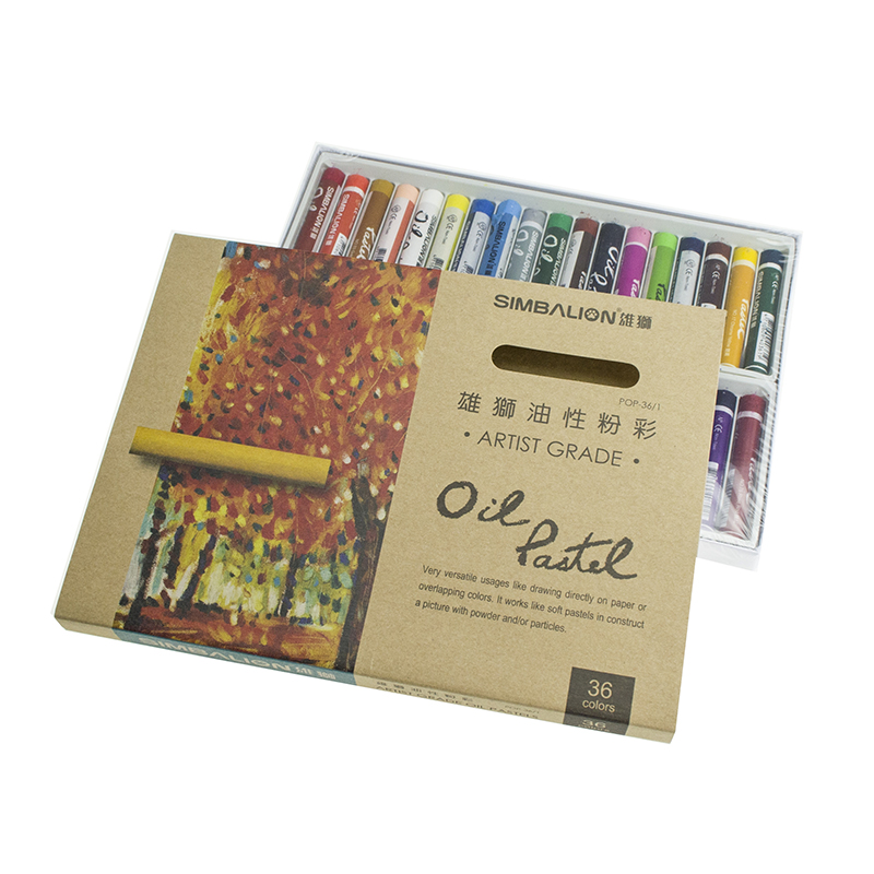 12/24/36/48/60 Colors/Set Oil Pastel Art Set Professional Drawing Pen Students Artist Painting Crayons School Art Supplies  цены