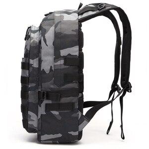 Image 3 - Военный тактический рюкзак, мужской, для активного отдыха, штурмовый рюкзак, для ноутбука 17 15,6, водонепроницаемый, армейский рюкзак