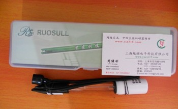Shanghai Russell 65-1Q9 all glass PH composite electrode / experimental electrode / glass PH electrode warranty