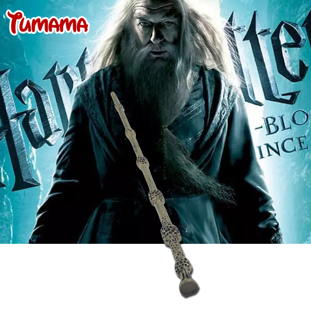 Harry Potter Magic Wand Cosplay Professor Albus Dumbledore The Elder Wand Harry Potter Kid Magical Tricks Toy Gift for Children