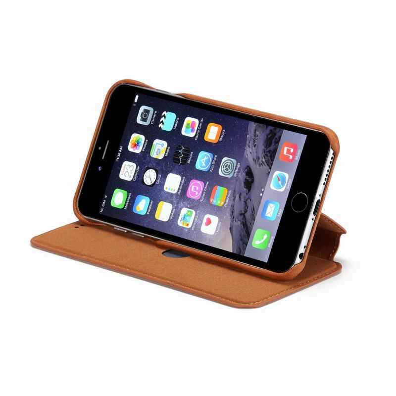cheap for discount 3fae2 a6e0a Mobile Case For iPhone 6s Cover Wallet Business Retro Book Design Capa For  Apple iPhone 6 6s Plus Case Luxury Leather Flip Stand