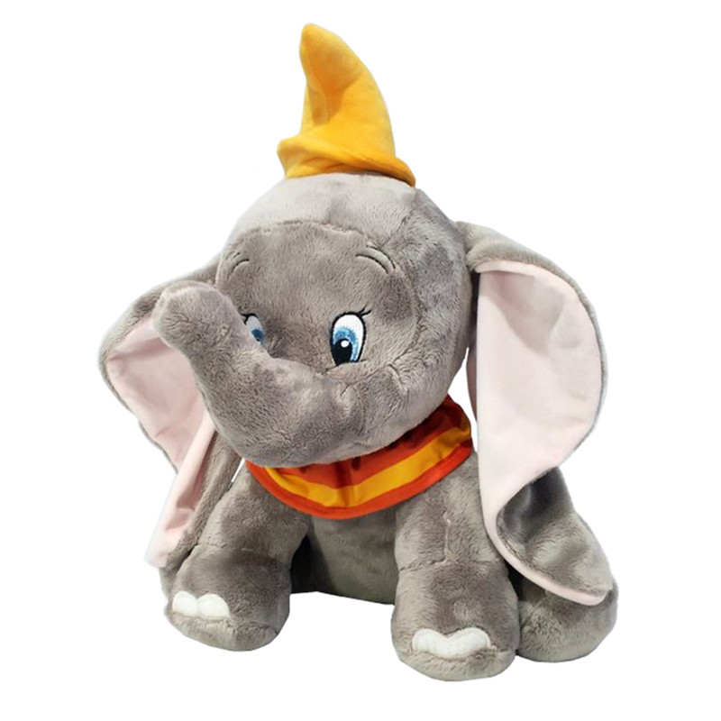 Dumbo Elephant Plush Toy Cute Soft Stuffed Animals Baby Boys Girls Kids Toys For Children Christmas Gifts
