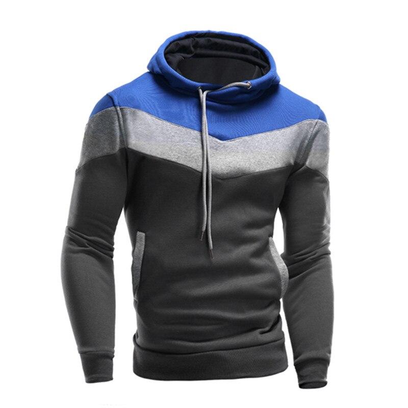 Feitong Men Retro Long Sleeve Hoodie Sweatshirts Male Causal Hooded Sweatshirt Tops Jacket Coat Outwear sudaderas para hombre